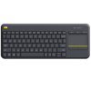 Picture of LOGITECH K400 PLUS W/L KEYBOARD-BLK
