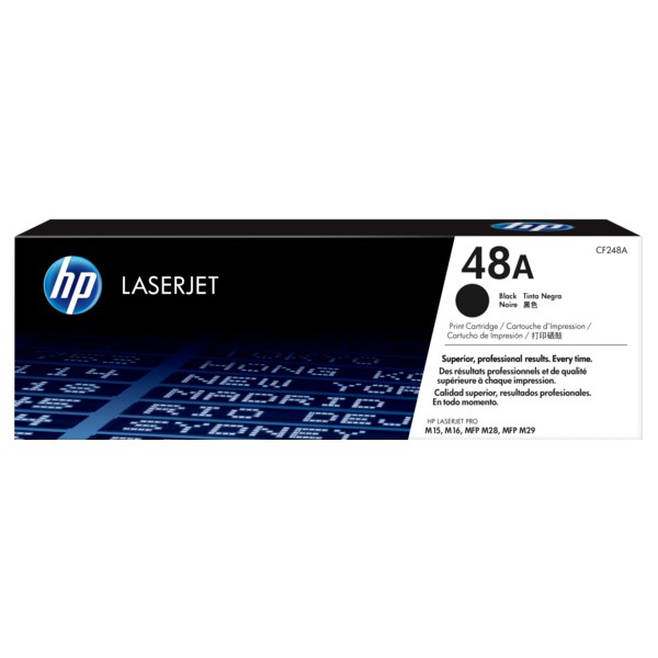 Picture of HP BLACK TONER CF248A