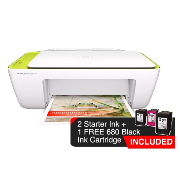 Picture of HP DESKJET 2135 ALL IN ONE PRINTER 7GE65B