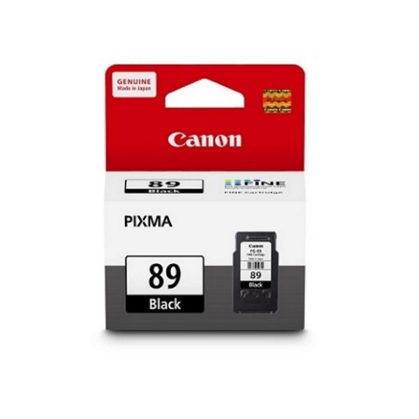 Picture of CANON PG-89 BLACK INK CARTRIDGE