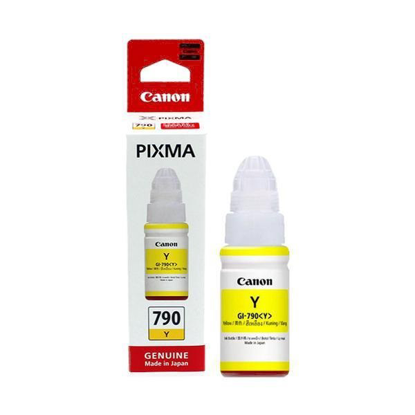 Picture of CANON GI-790Y YELLOW INK CARTRIDGE