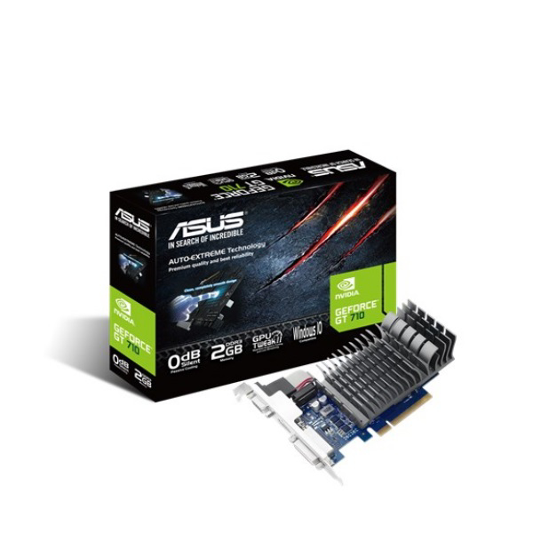 Picture of ASUS 710GT 2GB D3 64B GRAPHICS CARD