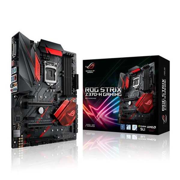 Picture of ASUS STRIX Z370-H G INTEL Z370 S1151 MB