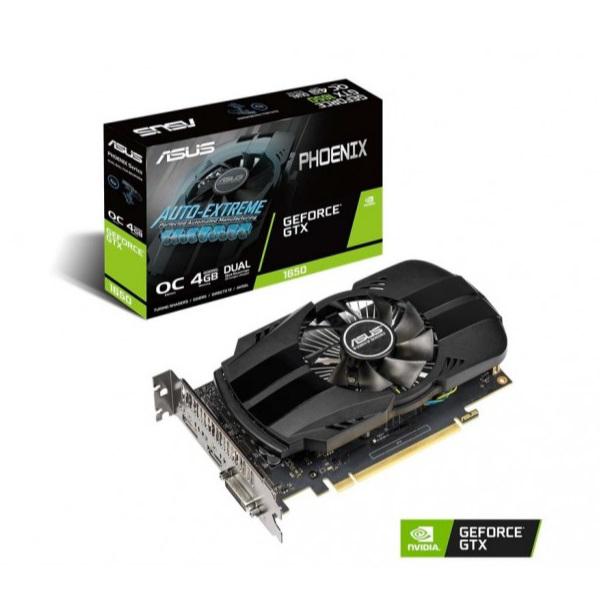 Picture of ASUS GTX1650 OC 4GB D5 128B