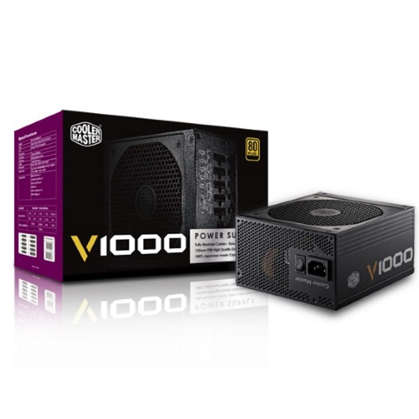 Picture of COOLER MASTER V1000W POWER SUPPLIES
