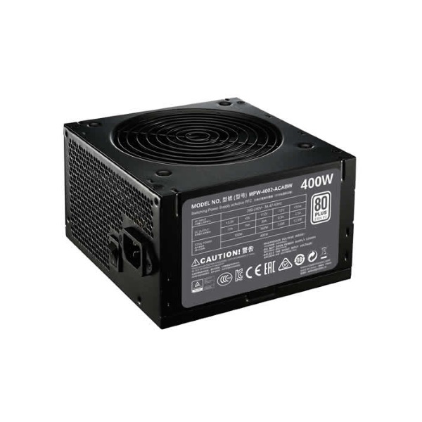 Picture of COOLER MASTER MWE 400W POWER SUPPLIES