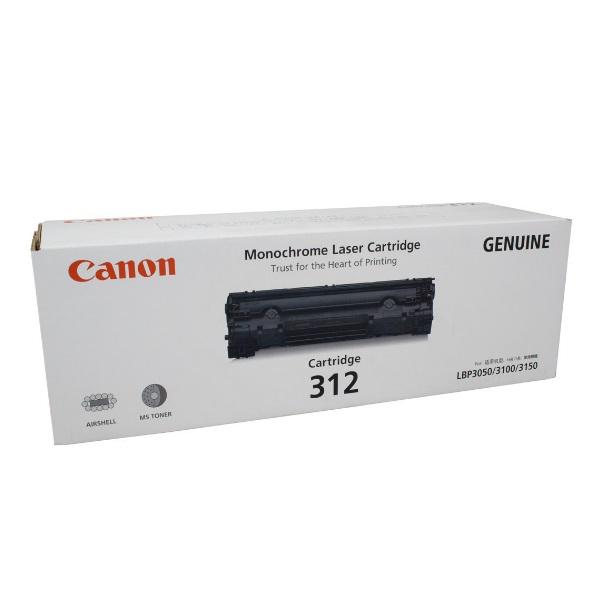 Picture of CANON 312 BLACK TONER
