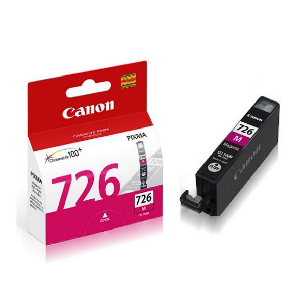 Picture of CANON CLI-726M MAGENTA INK CARTRIDGE