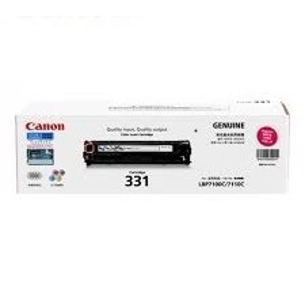 Picture of CANON 331 MAGENTA TONER