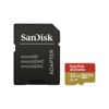Picture of SANDISK 32GB EXTREME MICRO SD10-HC