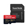 Picture of SANDISK 32GB EXTREME PRO MICRO SD10-XC