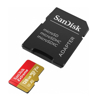 Picture of SANDISK 128GB EXTREME MICRO SD10-XC