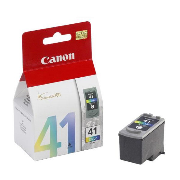 Picture of CANON CL-41 COLOR INK CARTRIDGE