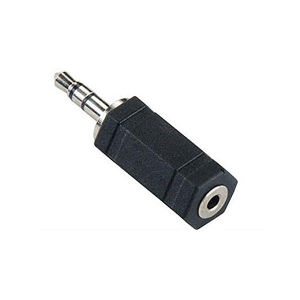 Picture of AUDIO JACK 2.5MM-M TO 3.5MM-F CONVERTER