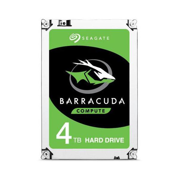 Picture of SEAGATE BARRACUDA 3.5in 4TB SATA-6