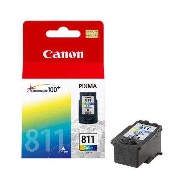 Picture of CANON CL-811 COLOR INK CARTRIDGE
