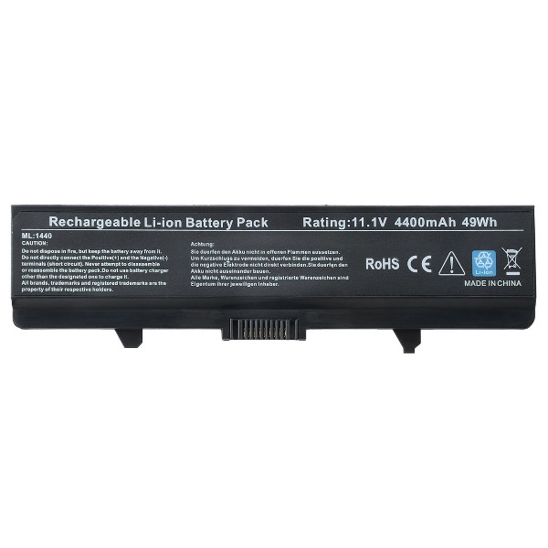 Picture of DELL 1440/1525/1750 BATTERY