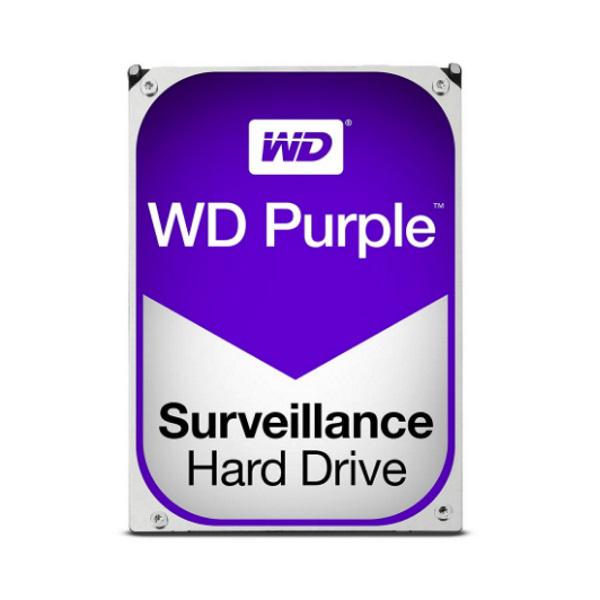 Picture of WD SURVEILLANCE PURPLE 3.5in 2TB SATA-6