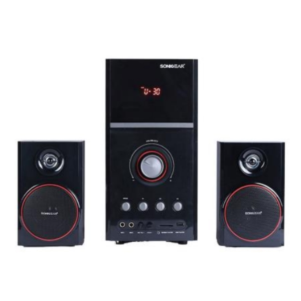 ph co pc depot sonic gear evo 9 btmi speaker 2 1. Black Bedroom Furniture Sets. Home Design Ideas