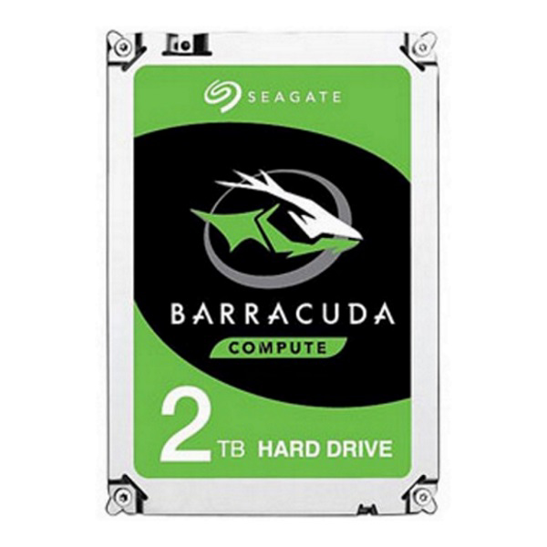 Picture of SEAGATE BARRACUDA 3.5in 2TB SATA-6
