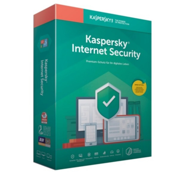 Picture of KASPERSKY INTERNET SECURITY 2020 3USER KL19394UCMY