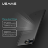 Picture of USAMS ZAYNE 3800MAH POWER BANK-GLD IP6S+