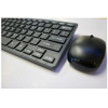 Picture of KM03 MINI WIRELESS KEYBOARD MOUSE-BLK