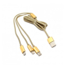 Picture of LDNIO LC85 3 IN 1 CABLE-1.2M