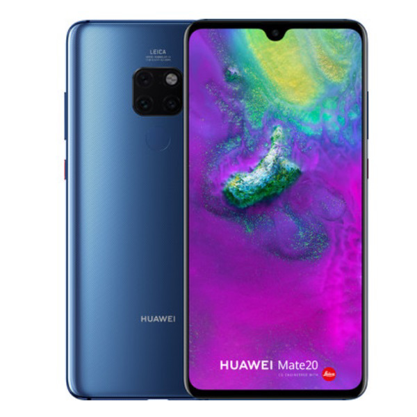 Picture of HUAWEI MATE 20 128GB MOBILE PHONE BLUE