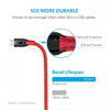 Picture of ANKER A8142 MICRO USB CABLE-0.9M RED