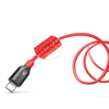 Picture of ANKER A8168 TYPE C CABLE-0.9M RED