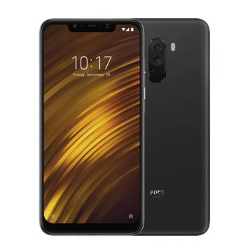 XIAOMI POCOPHONE F1 128GB MOBILE PHONE BLACK