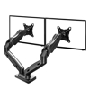 Picture of NB F160 GAS STRUT DUAL MONITOR MOUNT