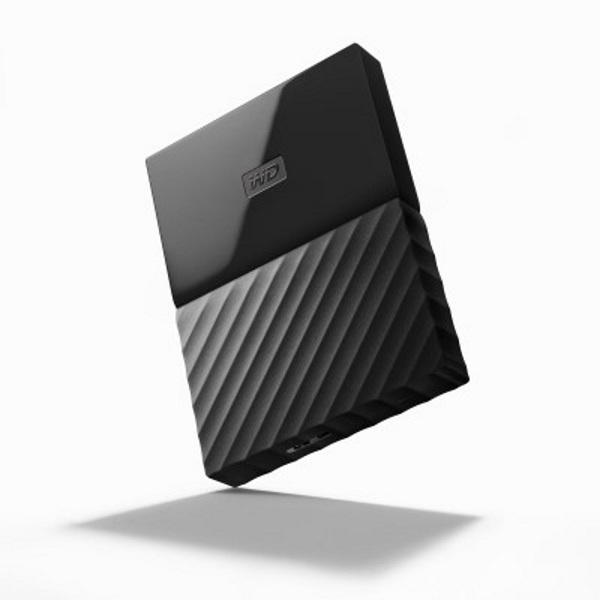 Picture of WD MY PASSPORT 4TB USB3.0 POR HDD-BLK