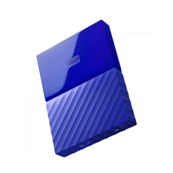Picture of WD MY PASSPORT 1TB USB3.0 POR HDD-BLU
