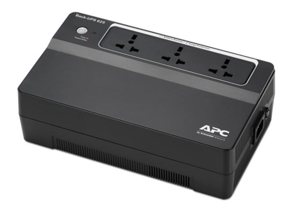 Picture of APC BX625CI-MS 625VA BATTERY BACKUP UPS