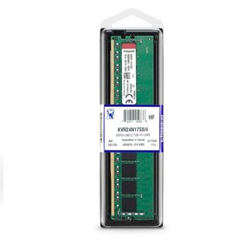 KINGSTON 8GB KVR2400 DDR4-8C RAM