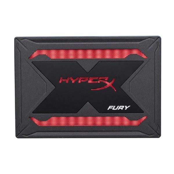 Picture of KINGSTON H-X FURY RGB 480GB SSD SATA-6