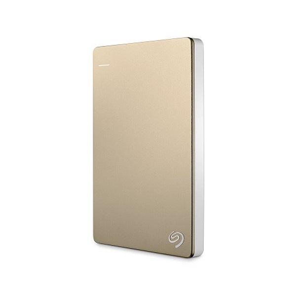 Picture of SEAGATE BACKUP PLUS 2TB USB3.0 POR-GLD