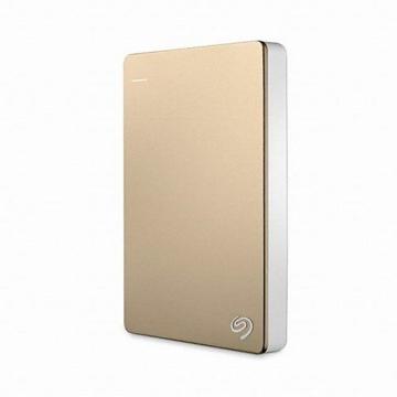 SEAGATE BACKUP PLUS 4TB USB3.0 POR-GLD