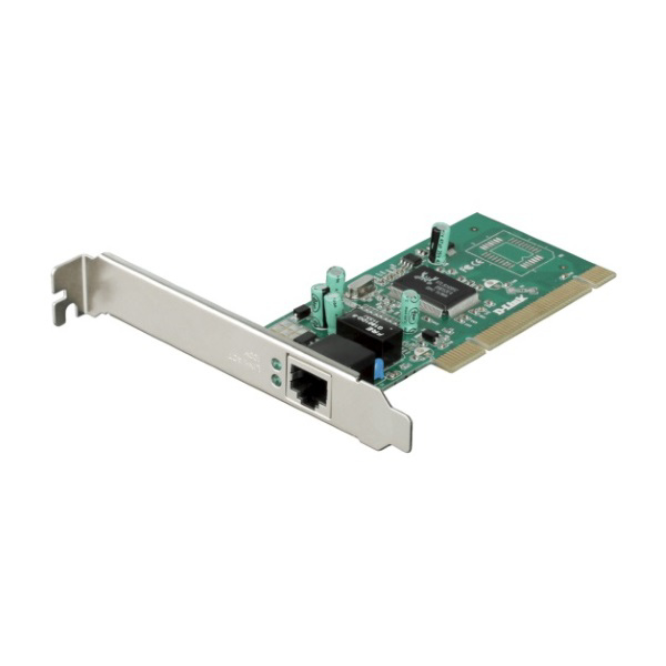Picture of D-LINK DGE-528T GIGABIT PCI NETWORK CARD