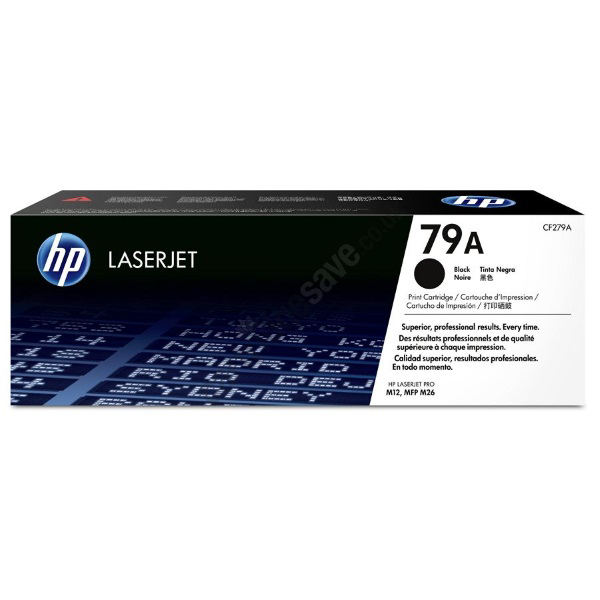 Picture of HP BLACK TONER CF279A